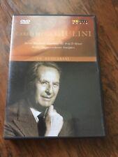 Carlo Maria Giulini In Rehearsal DVD bruckner Symphony 9 Stuttgart