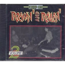 Keep on Rockin' and Rollin' volume 2 - BILL HALEY JERRY LEE LEWIS CD SEALED