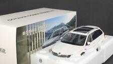 Diecast Car Model 1:18 Shanghai Volkswagen Skoda Octavia Combi (White)  + GIFT!!