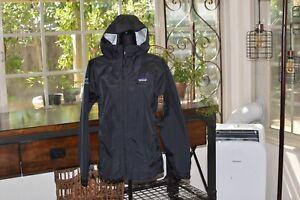 PATAGONIA - woman's h2no hooded rain jacket-                 MEDIUM-