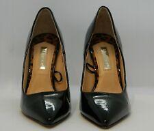 Primark Black Patent stiletto  Shoes Size UK 3 Pre-loved