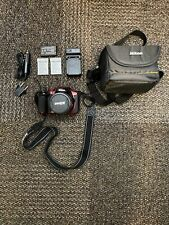 Nikon COOLPIX P520 18.1MP Digital Camera - Red
