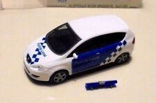 "car 1/87 RIETZE 51331 SEAT ALTEA ""POLICIA LOCAL"" 2004 WHITE/BLUE NEW BOX"