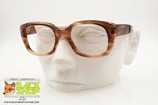INDO mod. SORIA Thick semitransparent wayfarer frame, Vintage glasses frame, NOS