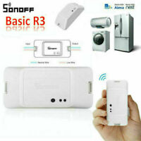 Sonoff Basic R3 433MHz DIY WiFi Smart Switch APP Remote Control for Amazon Alexa