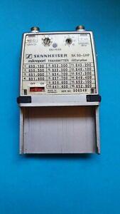 SK 50 Sennheiser Mikroport | 630 - 654  MHz | Range in N Band