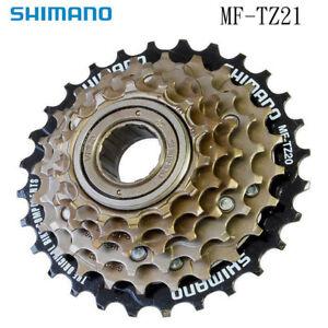Shimano MF-TZ20 6 Speed Bicycle Bike Freewheel 14- 28T Index - Screw On