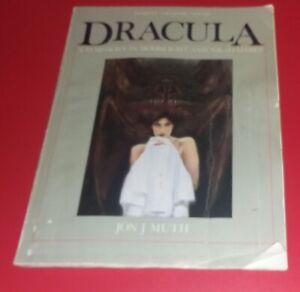 MARVEL GRAPHIC NOVEL DRACULA A Symphony in Moonlight 1986 JON MUTH