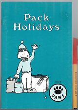 PACK HOLIDAYS Boy Scout Association of Australia Scouts Girl Guides