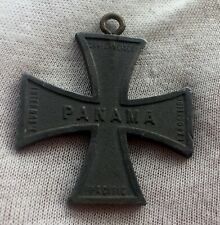 PANAMA SAN FRANCISCO 1915  PACIFIC EXPOSITION - IRON CROSS