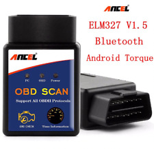 ANCEL ELM 327 v1.5 Diagnostic Tool OBD2 Bluetooth Automotive Scanner Tool Car