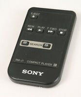Sony REMOTE CONTROL RM-J1 for J-3 BETACAM/SP/SX & J-H1 HDCAM Compact Player