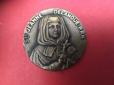 Médaille Sainte Jeanne Delanoue PPN