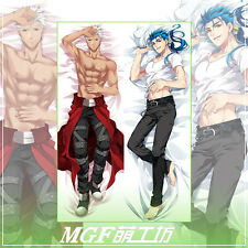 Hot Anime Fate Zero Fate Grand Order Pillow Case Cover Hugging Body cosplay