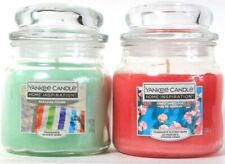 Yankee Candle 12 Oz Home Inspiration Paradise Found & Simply Sweet Pea Candle