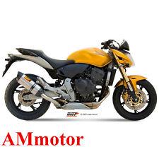 Mivv Honda Hornet 600 2010 10 Terminale Di Scarico Marmitta Suono Moto Omologato