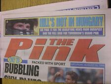 15/08/1998 Coventry Evening Telegraph The Pink: Main Headline Reads: Bubbling Sk
