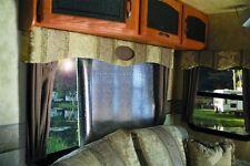 "Camco RV SunShield reflective window COVER Shade 50"" X 26"" Camper Cool Warm Sun"