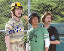 """10""""x8"""" PHOTO PRINTED AUTOGRAPH - THE BENCHWARMERS CAST"""