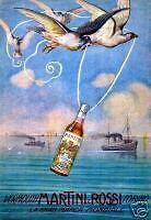 Leoni-MARTINI & ROSSI-vermouth-colomba-nave-mare