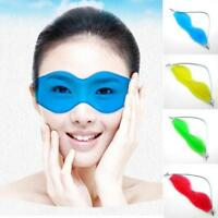 4Color Ice Goggles Remove Dark Circles Relieve Eye Fatigue Relax Gel Eyes Mask A