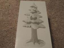 Dept 56 Large Porcelain Pine Tree #52183 - Retired