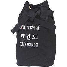 SACCO BORSA TAEKWONDO DUFFLE BAG BORSONE WTF ITF TANG SU DO COREANO COREA KOREA