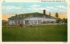 Bluefield Country Club West Virginia WV Mercer County