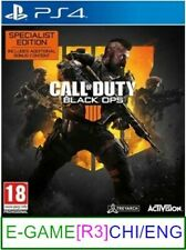 PS4 Call of Duty Black Ops 4 (CHI/ENG) [R3] ★Brand New & Sealed★