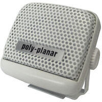 Poly-Planar Mb21W Vhf Extension Speaker 8W Surface Mount Single White
