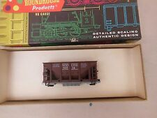 HO SCALE ROUNDHOUSE SOO LINE ORE CAR KIT NOS