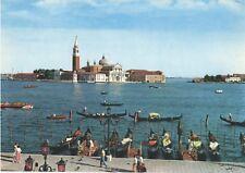 Vintage Postcard  1976 Venice, Italy  St Georgia Island
