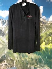 Rare Collectors Coors Light Silver Bullet Vintage Long Sleeve A9