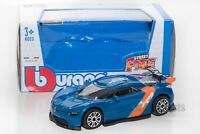 Renault Alpine A110-50 racing, Bburago 18-30288, scale 1:43, toy gift model boy