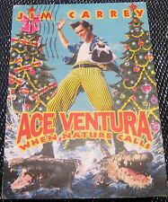 Advertising Film Ace Ventura When Nature Calls - posted 1996