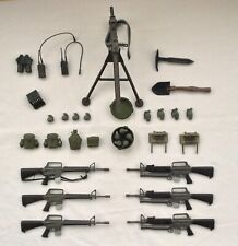 Vintage Action Man Job lot Of Vintage Weapons Equipment