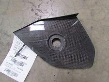 Lamborghini Murcielago, Dash Side Panel, Carbon Fiber, Used, Damaged, 413857086B