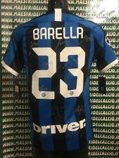 MAESTRI DEL CALCIO Maglia Gara Home Bambino F.C Inter 2018//2019 Personalizzato Personalizzabile