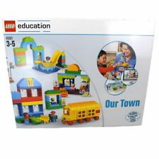 """Lego Duplo 45021 Education Set """"our Town"""" baue unsere Stadt 279 Teile"""