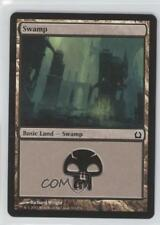 2012 Magic: The Gathering - Return to Ravnica Booster Pack Base #263 Swamp 0a1