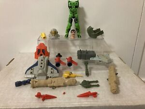Kenner Centurions Spare Parts Accessories Lot
