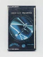 Grace Slick Paul Kantner Jefferson Starship Dragon Fly Cassette Tape