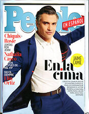 People En Espanol Magazine August 2016 Jaime Camil EX 080916jhe
