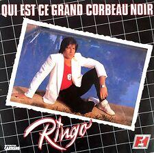 """Ringo 7"""" Qui Est Ce Grand Corbeau Noir - France (EX/EX)"""