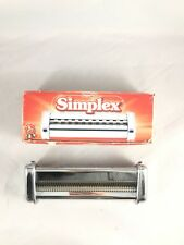 Imperia 150-01 Angel Hair Attachment Preowned