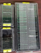 Lot 1GB SoDIMM (130 pieces) PC2-6400 / PC2-5300 Memory..
