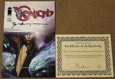 Vagabond (2000 Image) #1 Alternate Cover Signed W/ COA