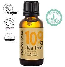 Olio di Albero del Tè - Olio Essenziale Puro al 100% Aromaterapia 10ml - 200ml