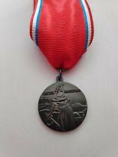 Médaille de Verdun modèle Steiner 1914-18 avec Ruban - Refrappe haute qualité