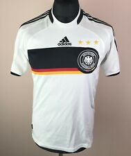 Germany 2007/2008/2009 ADIDAS Home Football Shirt Mens Size S Deutschland Jersey
